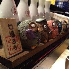 Photo taken at Daihachi 大八居酒屋 by Kyle H. on 2/21/2012