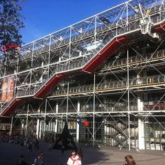 Photo taken at Bibliothèque Kandinsky by jl s. on 9/7/2012
