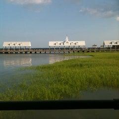 Photo taken at Fleet Landing by Teresa H. on 5/30/2012