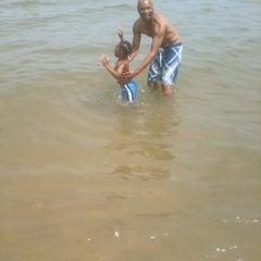 Photo taken at Oceanview Beach by Terrance NoLimit W. on 9/5/2012