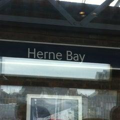 Photo taken at Herne Bay Railway Station (HNB) by Nik S. on 3/9/2012