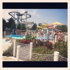 Photo taken at Dorney Park & Wildwater Kingdom by Vincent T. on 7/9/2012