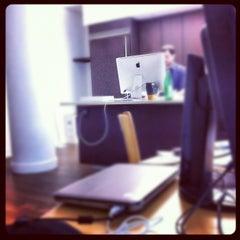Photo taken at Sparkology HQ by Eugene L. on 3/13/2012