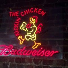 Photo taken at Kickin' Chicken Downtown Charleston by Jim W. on 7/6/2012