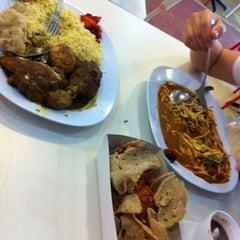 Photo taken at Mek T Restaurant by Dan K. on 2/25/2012