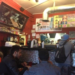 Photo taken at Lindy's on 4th by Salvador R. on 5/10/2012
