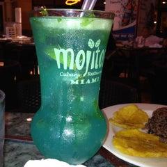 Photo taken at Mojitos Cuban Restaurant by Ricardo M. on 3/26/2012