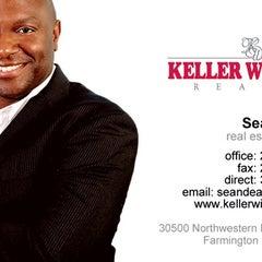Photo taken at Carlos Whitmore - Keller Williams Real Estate by Sean Deason D. on 8/6/2012