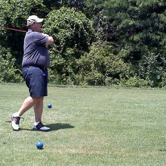 Photo taken at Prairie Highlands Golf Course by Jill F. on 6/7/2012