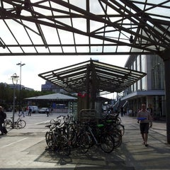 Photo taken at Dortmund Hauptbahnhof by Marco on 8/13/2012