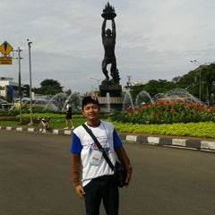 Photo taken at Kemendiknas by Muhammad P. on 3/11/2012