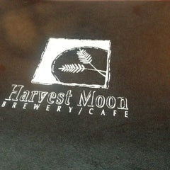 Photo taken at Harvest Moon Brewery by Matt S. on 5/12/2012