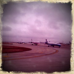 Photo taken at Omaha Eppley Airfield (OMA) by Louisa B. on 2/7/2012