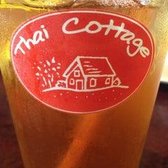 Photo taken at Thai Cottage II by John M. on 4/15/2012