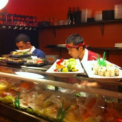 Photo taken at Wasabi House by Chirine I. on 2/18/2012