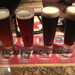 Photo taken at BJ's Restaurant and Brewhouse by Dale S. on 9/1/2012