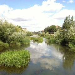 Photo taken at Paseo De Papalaguinda by Juan Jose on 8/15/2012