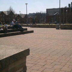 Photo taken at WVU Mountainlair by Mykal A. on 3/14/2012