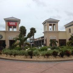 Photo taken at Ellenton Premium Outlets by Daniel K. on 8/26/2012