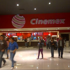 Photo taken at Cinemex Atlacomulco by Agustin N. on 7/26/2012