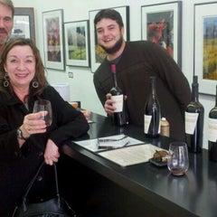 Photo taken at Spann Vineyards by Ken W. on 3/15/2012