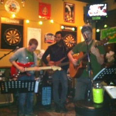 Photo taken at The Bull and Bear by Chris N. on 3/18/2012