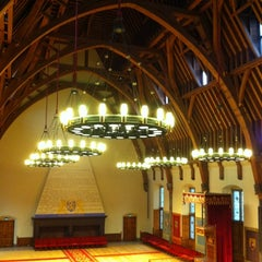 Photo taken at Ridderzaal by Pedro R. on 2/18/2012