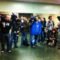 Photo taken at Hall Of Justice Dept 24 by Steve R. on 3/19/2012