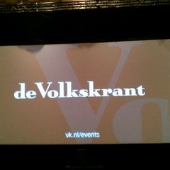 Photo taken at IFFR 2012 Pathé by Peter v. on 2/5/2012