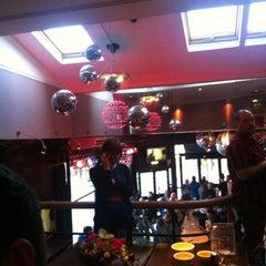Photo taken at Kazbar by Nathan L. on 4/21/2012