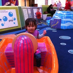 Photo taken at Westfield Fashion Square Play Area by Carmelie M. on 4/25/2012