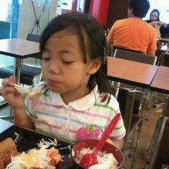 Photo taken at HokBen by Nitha A. on 3/29/2012