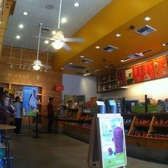 Photo taken at Jamba Juice by Alex R. on 4/18/2012