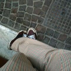 Photo taken at Enoteca La Vingerie by giacomo b. on 8/25/2012
