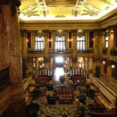 Photo taken at The Jefferson Hotel by Corey G. on 7/17/2012