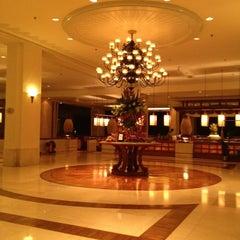 Photo taken at Shangri-La's Mactan Resort and Spa by Noel K. on 8/5/2012