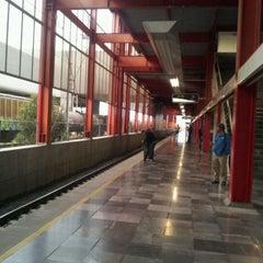 Photo taken at Tren Suburbano Tlalnepantla by René C. on 2/20/2012