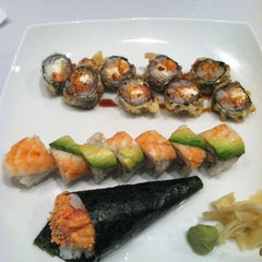 Photo taken at Sushi Bistro by Christine P. on 6/22/2012