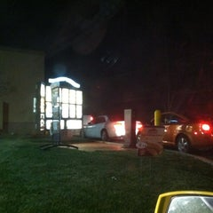 Photo taken at Taco Bell by Megan on 3/18/2012