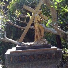 Photo taken at Gereja & Pertapaan Karmel by Dameyria S. on 7/29/2012
