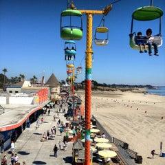 Photo taken at Santa Cruz Beach Boardwalk by Jenn H. on 8/27/2012