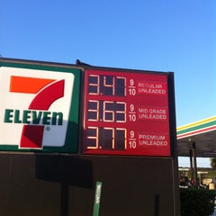 Photo taken at 7-Eleven by Gerald H. on 5/22/2012