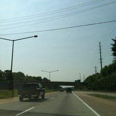 Photo taken at Interstate 440 by Marc Y. on 5/25/2012