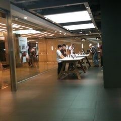 Photo taken at iStudio by Anutta M. on 3/7/2012