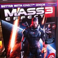 Photo taken at GameStop by Xalchemi V. on 3/6/2012