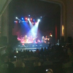 Photo taken at Metropolitan Theatre by Dani G. on 2/18/2012