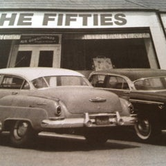 Photo taken at The Fifties by Marcelo S. on 2/27/2012