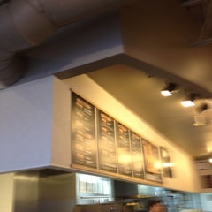 Photo taken at Penn Station East Coast Subs by Monica B. on 4/28/2012