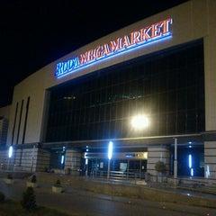 Photo taken at Roda megamarket by Jelena S. on 5/19/2012