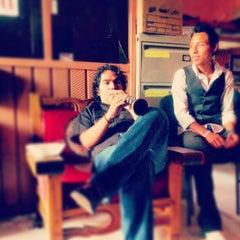 Photo taken at Radio Tecampana 107.3FM by Homero T. on 8/16/2012